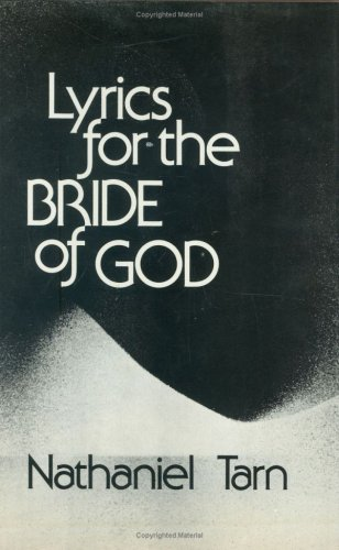 Lyrics for the Bride of God: Tarn, Nathaniel