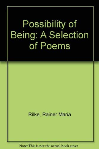 9780811206501: Possibility of Being: A Selection of Poems (English and German Edition)