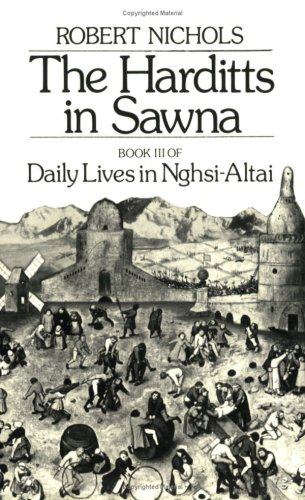 9780811206846: The Harditts in Sawna: Book III (His Daily lives in Nghsi-Altai ; book 3)