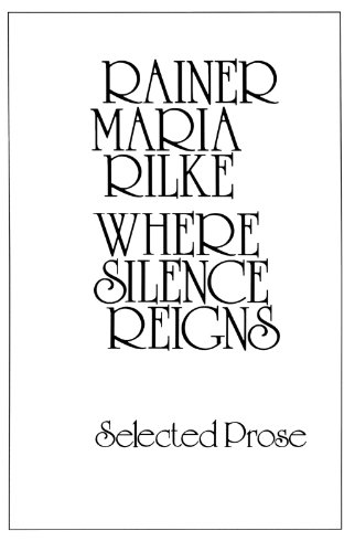 9780811206976: Where Silence Reigns (New Directions Paperbook)