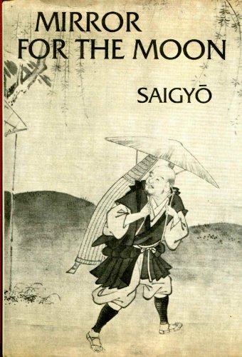 9780811206990: Saigyo Mirror for the Moon (English and Japanese Edition)