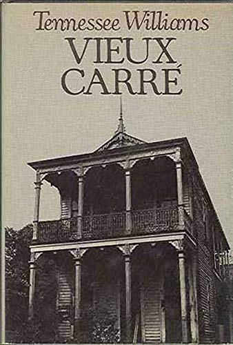 Vieux Carre (0811207277) by Tennessee Williams