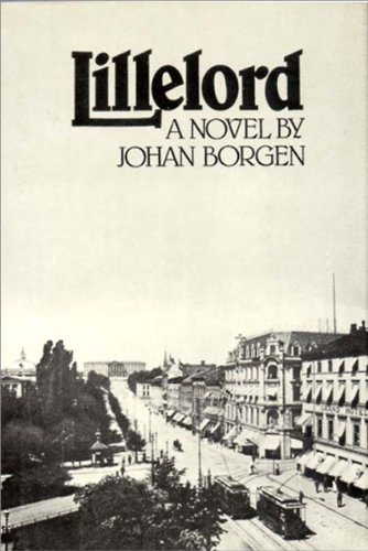 LILLELORD: Borgen, Johan