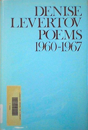 9780811208581: Poems, 1960-1967