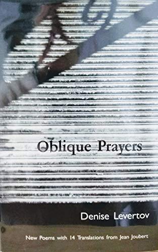 9780811209083: Oblique Prayers