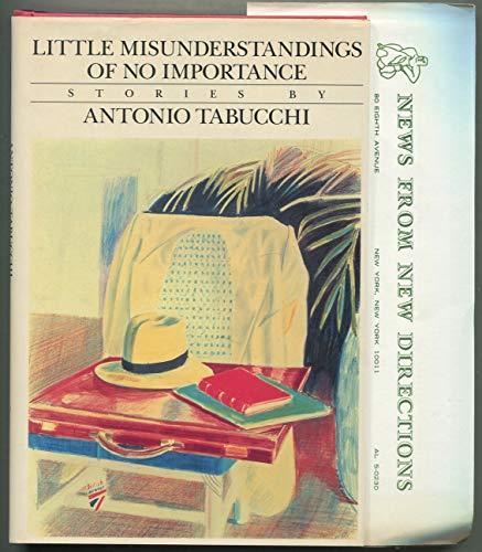 9780811210294: Little Misunderstandings of No Importance: Stories