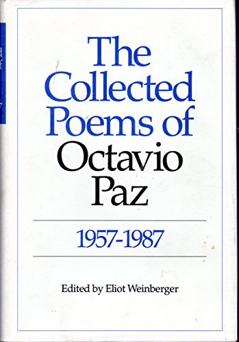 9780811210379: The Collected Poems of Octavio Paz, 1957-1987