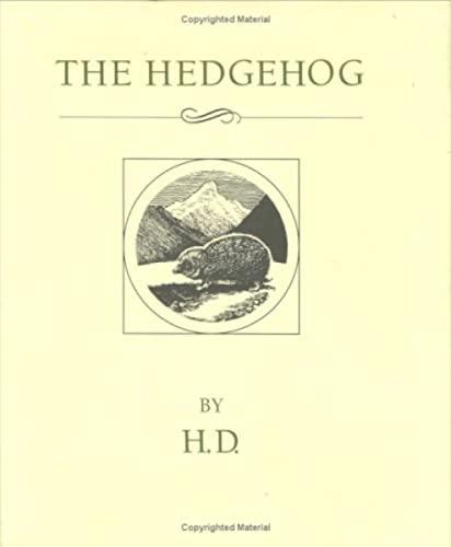 9780811210690: The Hedgehog