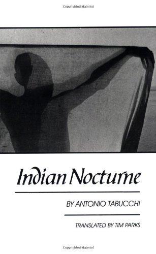 Indian Nocturne (New Directions): Antonio Tabucchi
