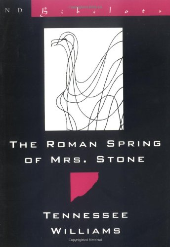 9780811212496: The Roman Spring of Mrs. Stone (New Directions Bibelot)