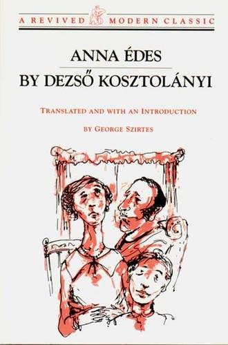 9780811212557: Anna Edes: Novel (Revived Modern Classic)
