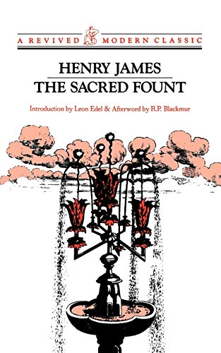 9780811212793: The Sacred Fount: Novel (Revived Modern Classic)