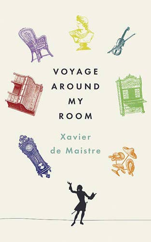 9780811212809: Voyage Around My Room