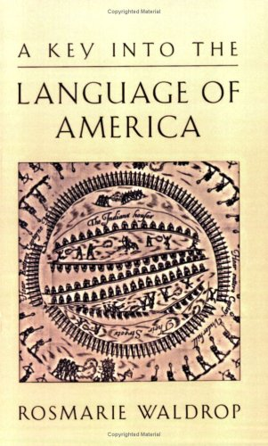A Key into the Language of America (0811212874) by Waldrop, Rosmarie