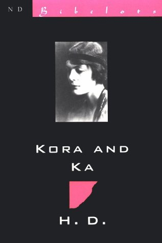 "9780811213172: Kora & Ka: Novella with ""Mira-Mare"" (New Directions Bibelot)"