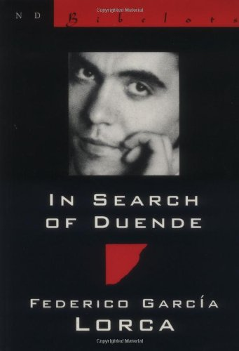 9780811213769: In Search of Duende (New Directions Bibelot) (English and Spanish Edition)