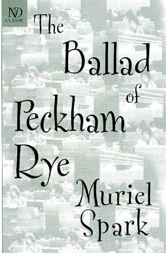 9780811214087: The Ballad of Peckham Rye (New Directions Paperbook)