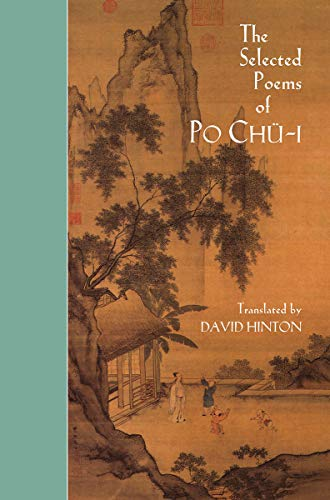 9780811214124: The Selected Poems of Po Chu-I (New Directions Paperbook)