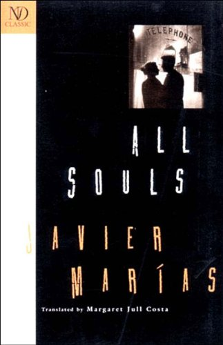 9780811214537: All Souls (New Directions classic)