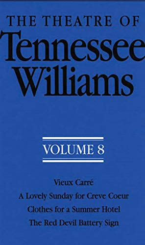 9780811214759: The Theatre of Tennessee Williams, Volume VIII