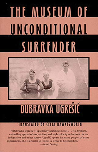 9780811214933: Museum of Unconditional Surrender (New Directions Paperbook)