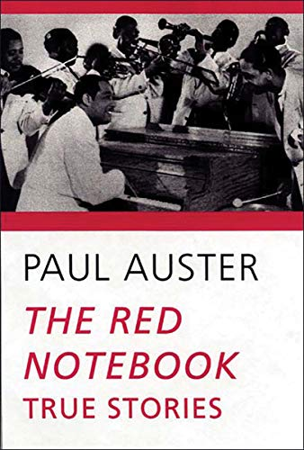 9780811214988: The Red Notebook: True Stories (New Directions Paperback)