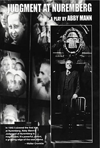 9780811215268: Judgment at Nuremberg: A Play