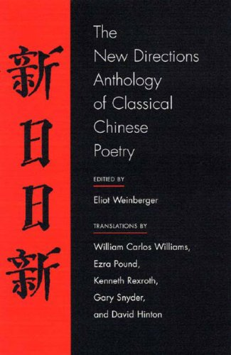 9780811215404: The New Directions Anthology of Classical Chinese Poetry
