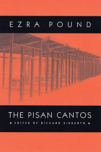 9780811215589: The Pisan Cantos (New Directions Paperbook)