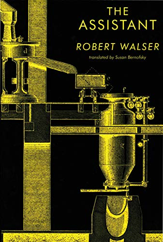 The Assistant (New Directions Paperbook): Robert Walser