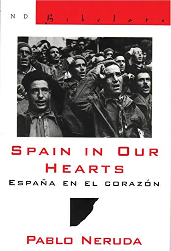 9780811216425: Spain in Our Hearts/Espana en el corazon (New Directions Bibelots)