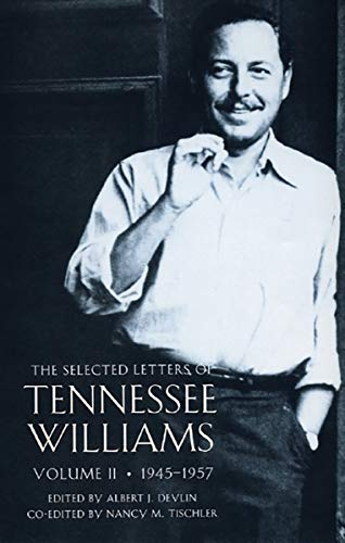 9780811217224: The Selected Letters of Tennessee Williams Volume II: 1945-1957: 1945-1957 v. 2 (New Directions Paperbook)