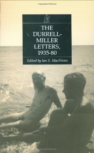 9780811217309: Durrell-Miller Letters, 1935-1980