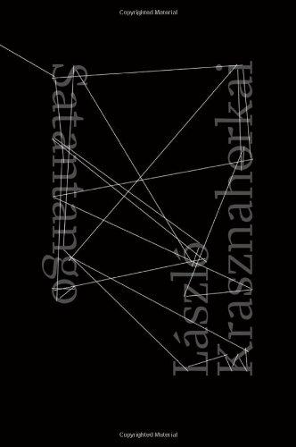 Satantango (Signed First Edition): Laszlo Krasznahorkai