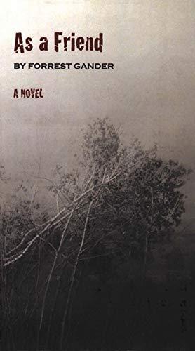 9780811217453: As a Friend: A Novel