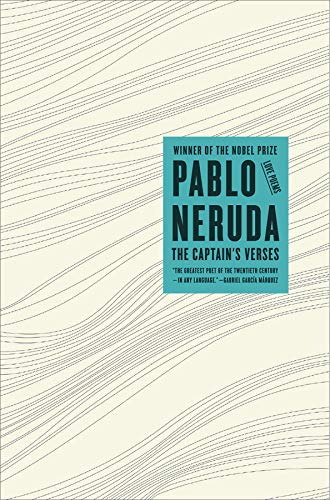 The Captain's Verses: Love Poems (New Directions: Neruda, Pablo