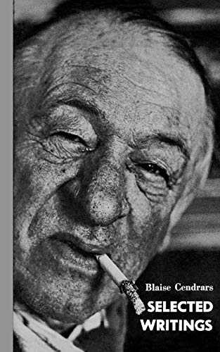 9780811218887: Selected Writings of Blaise Cendrars