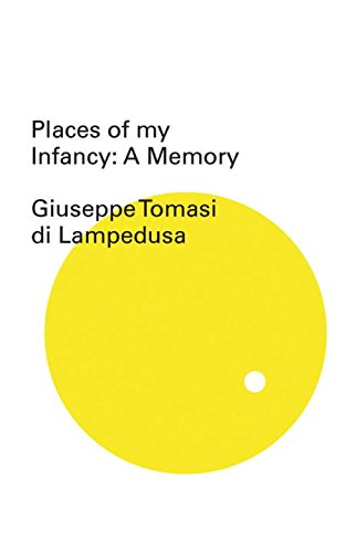 9780811220385: Places of My Infancy