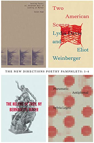 9780811220637: Poetry Pamphlets 1-4 (New Directions Poetry Pamphlets)