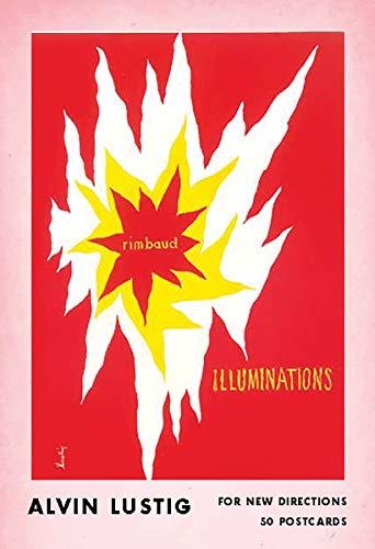 9780811221009: Alvin Lustig: For New Directions: 50 Postcards