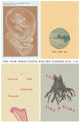 9780811221221: Poetry Pamphlets 5-8 (New Directions Poetry Pamphlets)