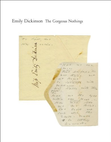 9780811221757: The Gorgeous Nothings: Emily Dickinson's Envelope Poems
