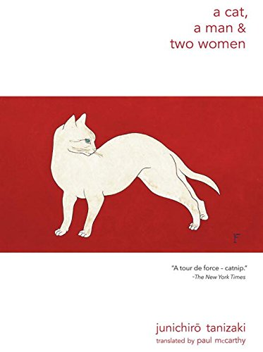 9780811224499: A Cat, A Man, and Two Women (New Directions Paperbook)