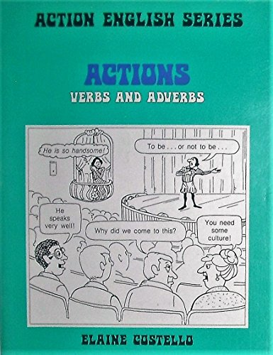 9780811407700: Actions (Action English Series, Book 2, Level 4-5