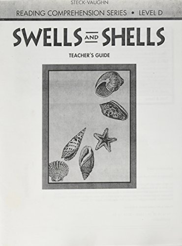 9780811413503: Steck-Vaughn Reading Comprehension Series: Teacher's Guide Swells and Shells Revised 1993