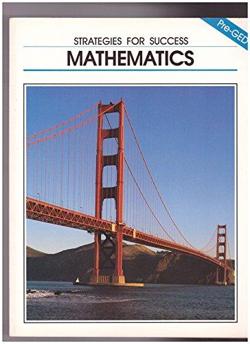Mathematics (Strategies for Success): Green, J.A.