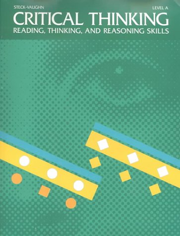 9780811418881: Critical Thinking Classroom Library: Reading, Thinking, and Reasoning (Steck-Vaughn)