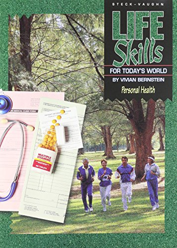 9780811419154: Steck-Vaughn Life Skills for Today's World: Student Workbook Personal health