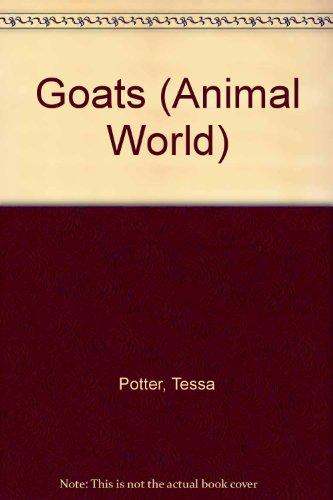 9780811426299: Goats (Animal World)