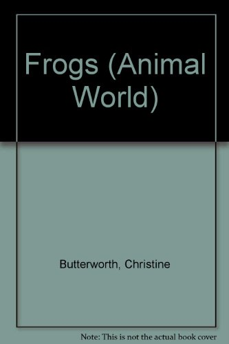 9780811426374: Frogs (Animal World)